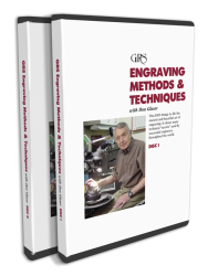 Engraving methods & techniques DVD