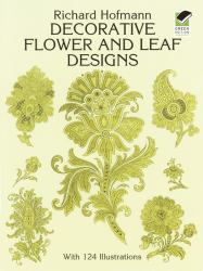 Decorative Flower and Leaf Designs  Kirja